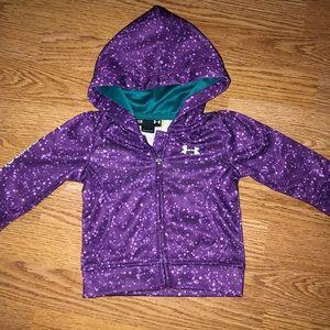 Under Armour jacket infant size 3/6 months!